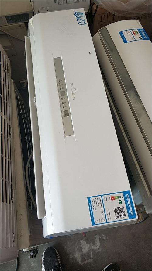 出售二手空調。同城管安裝。價格不高。15315793187