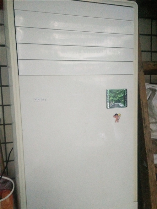 出售海尔大三匹变频空调12年出厂的南溪城内包安装