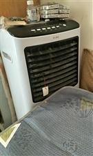空调扇4个冰晶,一个遥控器