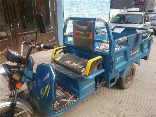 捷马电动三轮车,看车谈价,烤冷面的盘一个