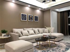 港式轻奢风紫晶悦城3室2厅2卫88.8万元
