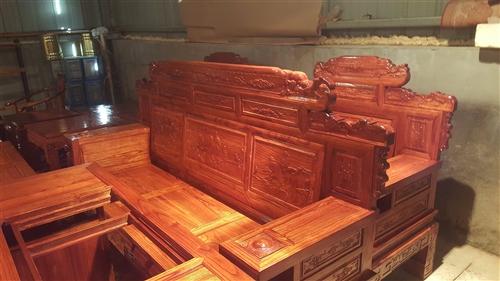 本厂专业生产销售各类中式明清老榆木古典家具, 0575-83506208 13857538170...