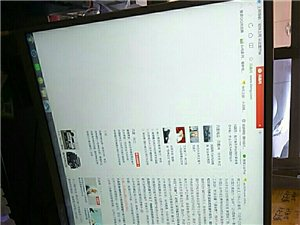 长城 32寸 曲面显示器处理!因放倒办公桌嫌大,特便宜转让,完美屏,绝无任何瑕疵和问题! 原价:1...