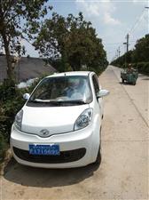 美女自用一手新能源电动四轮,因为买车了所以转让电动车,买时38000开了八千公里平时上班开,比较爱惜...