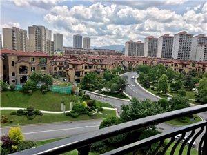 新城枢纽 四季花城120平清水大3房 视野开阔