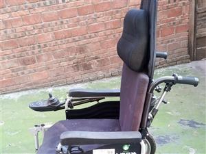 老年电动轮椅代步车,九成新买了三个月,有需要的便义卖了,买成三千多