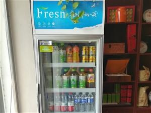刚买的饮料展示柜十成新。价格面议