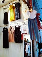 服装店出租,无转让费,接手可经营。