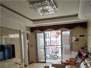 君悦华庭精装修3室2厅2卫120万元