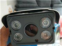 出售监控设备一套,全新到手就用,一个录像机4个摄像头100米线,原价1300现价800元,不议价微信...