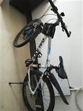 山地自行车,买回来没怎么骑,便宜处理!