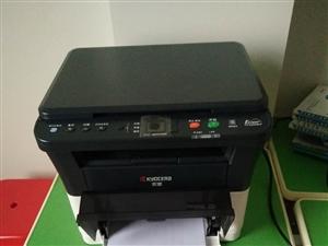 八成新京瓷牌打印机,很少用。17年买的。有意者电联。