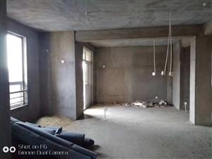 名桂首府毛胚房3室2厅2卫三阳台南北通透112万元