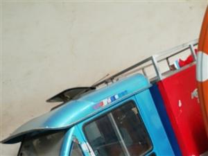 电动三轮用了一年前后带棚子车况良好有意者电联!