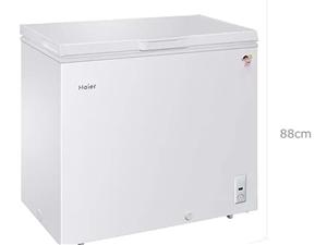 海尔256升冰柜,收银机一体称,1.8米×0.8米×1米风冷展柜,有需要的朋友电话联系