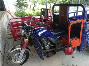 长江出口型三轮机动车。无修无水浸。长车款,拉的多。不包车牌价格