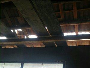 找个师傅盖瓦,风雨过后房屋瓦片被吹得惨不忍睹