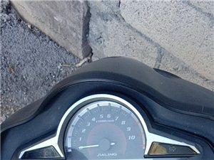嘉陵175-B摩托车出售    还没上牌的自己花900上牌就行了