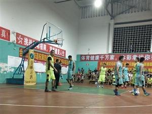 篮球比赛,感觉回到了高中的时候