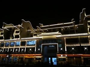 双溪古镇夜景不错