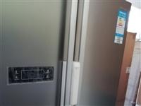 全新520升对开门风冷无霜冰箱,价格超级优惠,保修三年,需要的联系,本地人的福利