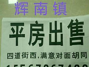 辉南镇平房出售