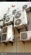 常年高价回收二手空调。出售,出租,维修空调。