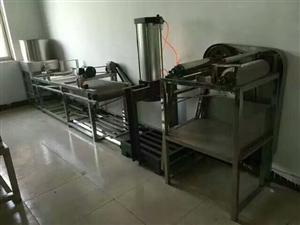 本人转让豆制品设备一套,工作省时省力,价格美丽18231541177