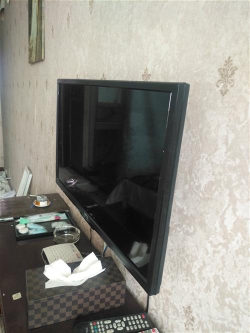 32寸液晶电视出售,8.5成新!