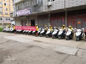 豪爵铃木~外卖骑手信赖的摩托车