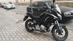 摩托车,新大洲本田190X,2017年4月份车,手续齐全,面前8000公里。有意的联系。