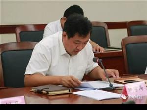 省审核组来齐河检查审核国家园林县城创建工作