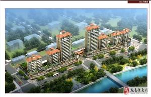特价!龙洲江景4房2厅2卫只需70万元