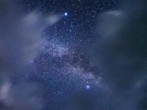 银河——一条最美的相思河