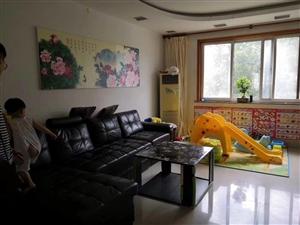 渤海明珠三楼126平精装带车库,证满五年100万元
