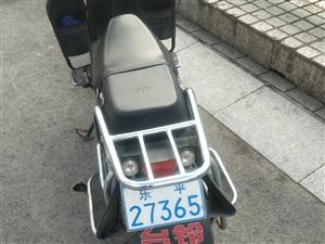 打的电动车台铃跑了13000公里买了摩托车便宜卖掉