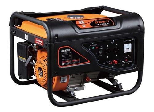 现有一闲置汽油发电机,便携式3000W,低价转让,有需要的电联18706823518