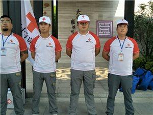 临泉县红十字应急救援队走进企业为员工进行应急救护知识培训