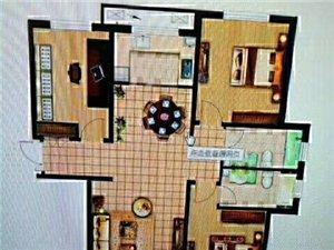 玛德3室2厅2卫92万元