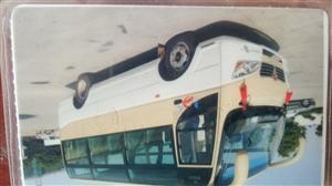 分路口中巴车低价司机股3万低价转让