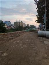 【已回复】彩虹桥到迎宾路经爱国新村门口的路啥时候能修好