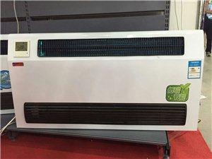 A0煤改电.空气能冷暖风机安装