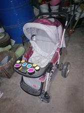 婴儿车原价490元,九成新没怎么用过,现价200元出售,诚心购买的请联系我376189....182...