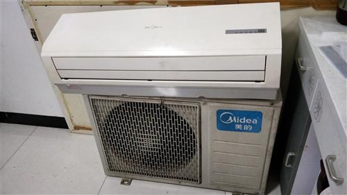 美的1.75匹空调,制冷快效果好欢迎看机