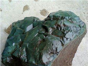 有没有人知道这个是简单的石头还是化石,大概值多少钱