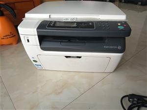 富士施樂M158b數碼多功能打印機(激光黑白),可打印復印掃描等多功能。購買于2015年3月下旬,然...