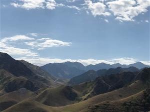 火车马新疆行之独库公路的旅行。