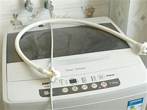 因本人工作地在外地,,家买全自动洗衣机搁置未用,,想要出售,,有需要的联系本人!有诚意者联系本人!