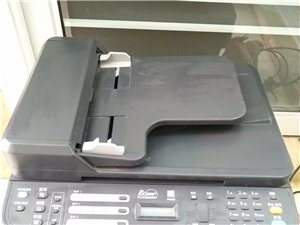 京瓷四合一打印-复印-传真-扫描! 九成新