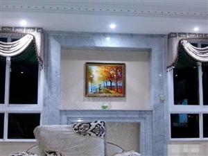 世纪豪庭豪华装修4室 2厅 2卫3500元/月